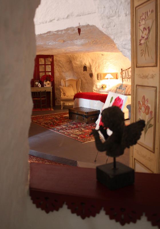 chambre d hôte troglodyte touraine